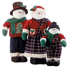 decornow inc home decor gifts mittens and mufflers snowmen