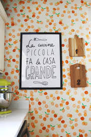 Kitchen Artwork Ideas 10 Statement Wall Ideas A Beautiful Mess Walls Wall Ideas And