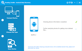 official android data recovery easily restore deleted files