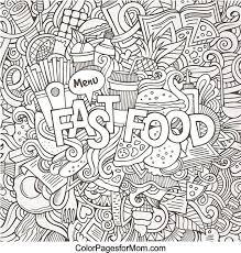 coloring pages of food marvellous random coloring pages 39 with additional free coloring