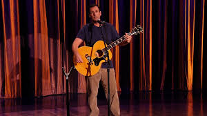adam sandler performed a new song on conan last and it s