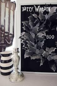 diy bat wreath eighteen25
