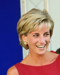 princess diana hairstyles gallery july 21 1997 diana princess of wales during a visit to the