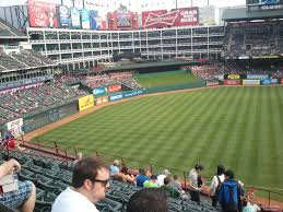 lexus club toronto globe life park section 216 rateyourseats com