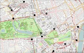 Goo Map Wembley Coach Park Info Britain Needs A Pay Rise