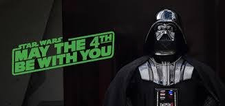 Star Wars Day Meme - it s star wars day happy may the fourth chym 96 7