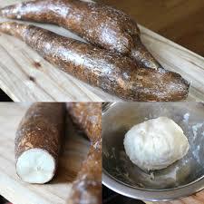 comment cuisiner du manioc quatre quart aux racines de manioc fitnessfriandises fr