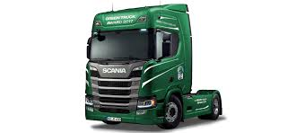 truck scania wins green truck award 2017 bigtruck magazine