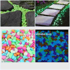 Glow In The Dark Garden Rocks by Glow Stone Glow Stone Suppliers And Manufacturers At Alibaba Com