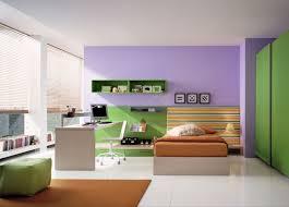 minimalsit modern design of the interior bedroom design with blue