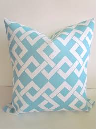 light blue accent pillows etsy pillow covers 20x20 decorative throw pillow covers couch pillow