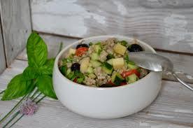 la cuisine de pauline salade d été aux crozets la p tite cuisine de pauline