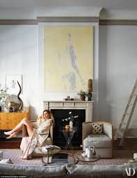 model jess hart shows off luxury new york city apartment daily