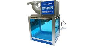 snow cone machine rental deluxe snow cone machine rental iowa city cedar rapids
