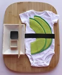Baby Sushi Halloween Costume 25 Adorably Creative Baby Costumes Diy Sushi