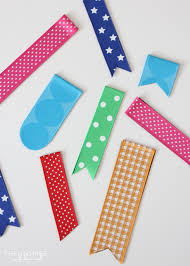 ribbon bookmarks magnetic ribbon bookmarks