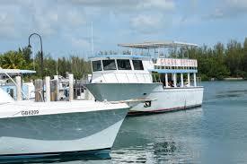 Freeport Shore Excursion Glass Bottom Boat Freeport The Bahamas