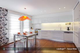 Cabinet Lights Kitchen Cabinet Lighting With Led Lights Flexfire Leds