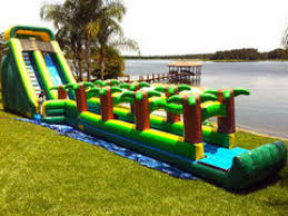 used moonwalk usa inflatables for sale or trade