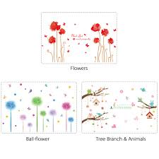Peel And Stick Wallpaper Reviews by Cute Wall Sticker Removable Lovely Wallpaper Art Decal Room Sales
