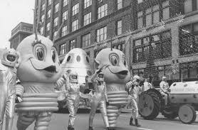 thanksgiving day parade vintage detroit detroit news