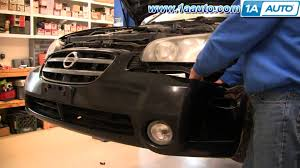 nissan maxima youtube ad how to install replace winshield washer pump 2000 03 nissan maxima