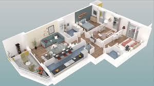 appartement 4 chambres grandes ondes programme immobilier neuf à tremblay en