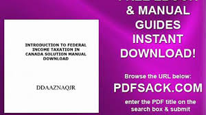 100 income taxation solution manual form 16 for income tax