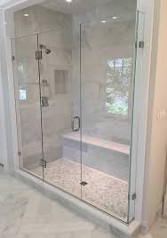 Frameless Shower Doors Okc Modern Frameless Shower Glass Installation In Oklahoma City Ok