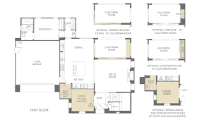 california floor plans varenna at orchard hills irvine ca tri pointe homes