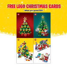 lego santa claus is coming to town and he has presents