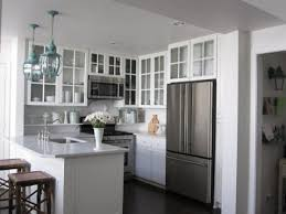 Kitchen Ideas White Cabinets Small Kitchens Small Kitchen Ideas Knock Down Wall To Make It Into A Peninsula