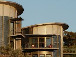 Grain Silo Homes by Bela Vista Silo Housing Alfandega Da Fe Best Places To Stay