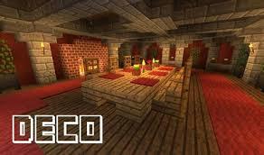 cuisine minecraft salle a manger minecraft 1 minecraft id233e deco cuisine et