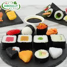simulation cuisine simulation sushi kitchen living room ornament food model sushi