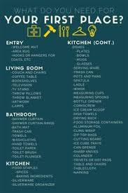 things you need for house what do you actually need for your first apartment apartment
