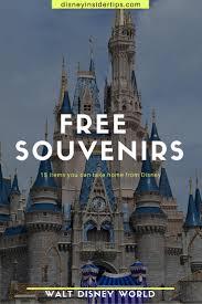 Disney World Souvenirs 15 Free Disney World Souvenirs Walt Disney Free And Disney Trips