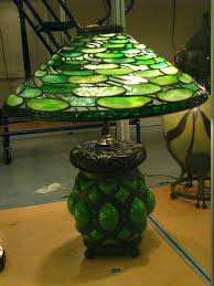 table lamps interesting and charming stained glass lamps for