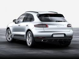 porsche suv white 2017 new 2017 porsche macan price photos reviews safety ratings