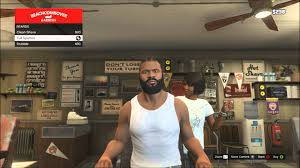 hoods haircutgame gtav franklin reaction to getting a haircut best radio