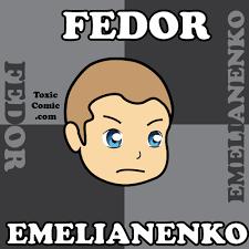 Fedor Emelianenko Meme - toxic comic fedor emelianenko memes