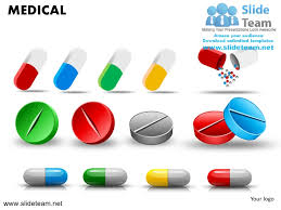 medical symbols person sick injection doctor powerpoint ppt templates