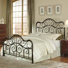 Iron Bed Set Lovely Idea Metal Bedroom Sets Vienna Iron Bed In Aged Gold Humble