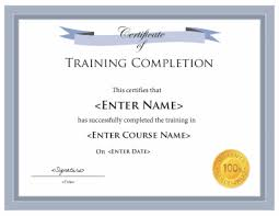 diploma samples certificates training certificates pdf sample certificate templates