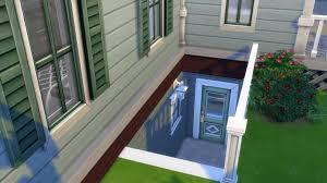 basement walkout basement basement walkout stairs sims 3 deck basement walkout