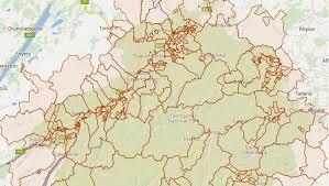 estate map estate management cairngorms national park authority