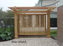 backyard trellis ideas large and beautiful photos photo to