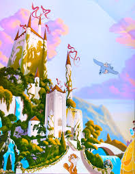 enchanted disney mural enchanted nursery mural whole castle