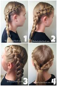 How To Braid Extensions Into Your Hair by Rapunzel Hair Tutorial Using Extensions In Hairland