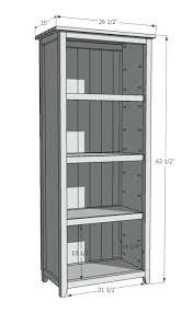 building a simple bookshelf homemade modern bookcase options
